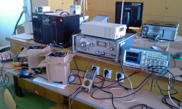 Testing of magnetic properties of toroidal cores for a high speed motor prototype (M.Novák, Z. Novák)