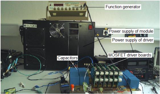 High frequency SiC based inverter (M. Novák, O.Sivkov)